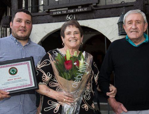 2018 Legacy Award Winner: Miren Artiach